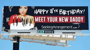 Seeking Ad Sugar Company Uses Billboards To Attract New Babies Abc