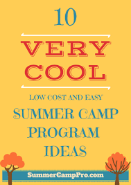 creating an escape room game at camp summer camp programming