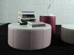 cool and multifunctional coffee tables and poufs u2013 rondo by