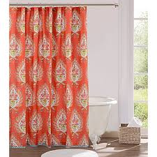 Bed Bath And Beyond Shower Curtain Liners Kalani 72 Inch X 72 Inch Fabric Shower Curtain Bed Bath U0026 Beyond