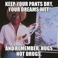Wet Meme - hugs drugs眇 funny memes daily lol pics