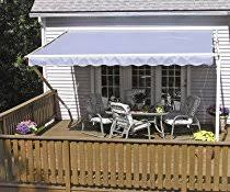 Sunsetter Retractable Awning Prices 11ft Sunsetter Smoke Blue 900xt Retractable Awning Awnings For Sale