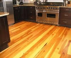 hickory plank floors an hardwood