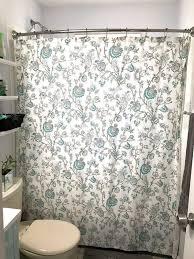 shower curtain valance hometalk