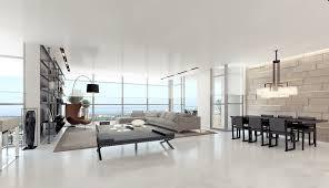 Apartment Interior Design Inspiration - Modern apartment interior design ideas