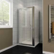 800 Shower Door 800 X 800 Mm Pivot Door 6mm Framed Shower Enclosure Set