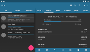 flud torrent downloader android apps on google play