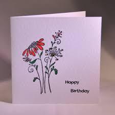 card invitation design ideas simple birthday card rectangle