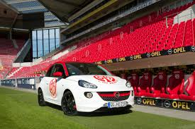 opel adam buick opel arena opening match mainz 05 take on liverpool fc