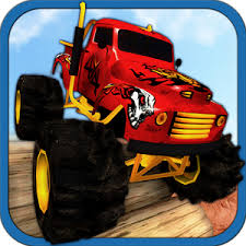 3d monster truck driving android apps google play