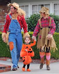 halloween costume for family alyson hannigan and family the best celebrity halloween costumes