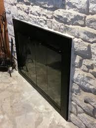 glass tile black friday home depot ad best 25 glass fireplace doors ideas on pinterest fireplace