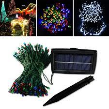 color changing solar string lights lsr001 led color changing solar string light