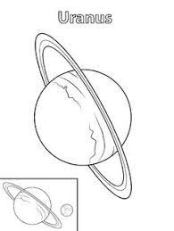 neptune planet coloring pages okuloncesi preschool