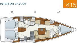 luxury yacht floor plans luxury boat rentals athens gr hanse cruiser 2187