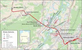 K He In L Form Kaufen Bahnstrecke Winden U2013karlsruhe U2013 Wikipedia