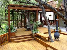 patio ideas better homes and gardens pergola patio with gazebo
