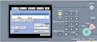 Mesin Fotokopi Rusak cara mencegah lcd fotocopy tidak mudah rusak mesin fotocopy