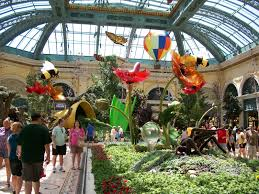 Botanical Gardens Bellagio by Dolce Dreams Bellagio Conservatory Beating The Heat