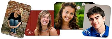 how to cut hair with rounded corners in back wallet size photo prints with rounded corners