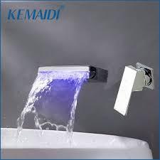 coolest bathroom faucets kemaidi good bathroom faucet led color changing bathroom basin sink