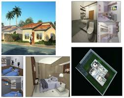 one floor earthquake resistant villa