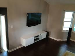corner wood wall mounted tv cabinet with fireplace in wedge shaped