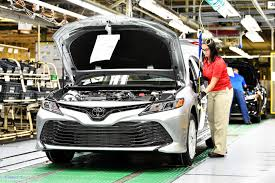 toyota company cars toyota claims new camry represents an evolution for entire company