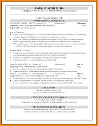 43 icu registered nurse resume sample med surg rn resume