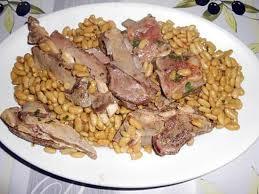 cuisiner des flageolets recette de poitrine d agneau braisee a l ail et flageolets