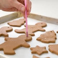 best 25 salt dough decorations ideas on