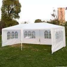 bbq tent wedding party tent outdoor 10 x20 easy set gazebo bbq canopy