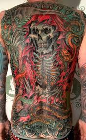 war horse tattoo