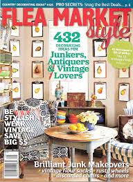the porch u0026 atelier flea market style magazine u0026 alan