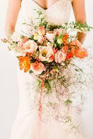 Wedding Flowers Magazine Best 25 Peach Wedding Bouquets Ideas On Pinterest Peach Flowers