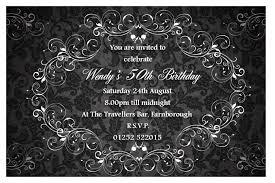 invitations 60th birthday party haywardtoytv