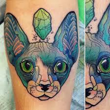 katie shocrylas u0027 colorful tattoos channel lisa frank