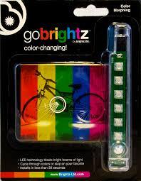 go brightz color morphing lights bike brightz ltd