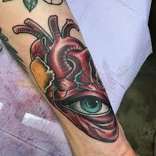 125 top heart tattoo designs of 2018 wild tattoo art