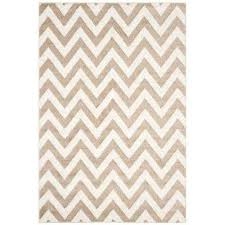 Yellow And White Outdoor Rug Chevron 5 X 8 Outdoor Rugs Rugs The Home Depot