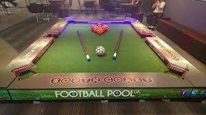 football pool table hire for events in the uk youtube