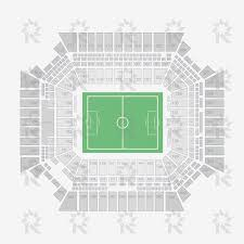 hard rock stadium soccer sports seating charts