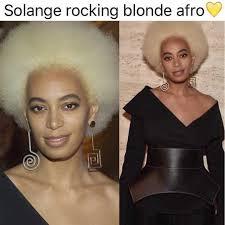 Solange Memes - dopl3r com memes solange rocking blonde afro