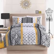 black white and yellow bedroom bedroom view black white gray yellow bedroom decorating idea