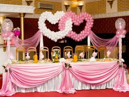 simple wedding decorations with balloons diy centrepieces that
