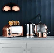 copper colored appliances elegant rv kitchen accessories good medium size of copper kitchen