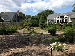 cape cod landscaping backyard transformation meyer landscapes