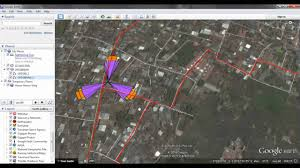 Google Maps Routing by Make Route By Google Earth Youtube
