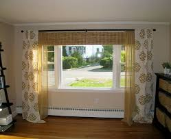 Simple Window Treatments For Large Windows Ideas Inexpensive Window Treatments For Large Windows Bedroom Curtains