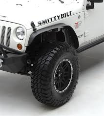 cj jeep wrangler amazon com smittybilt 76837 xrc black textured fender flare